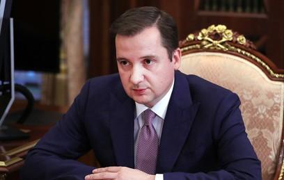 Глава Ненецкого автономного округа доложил Путину о ситуации в регионе