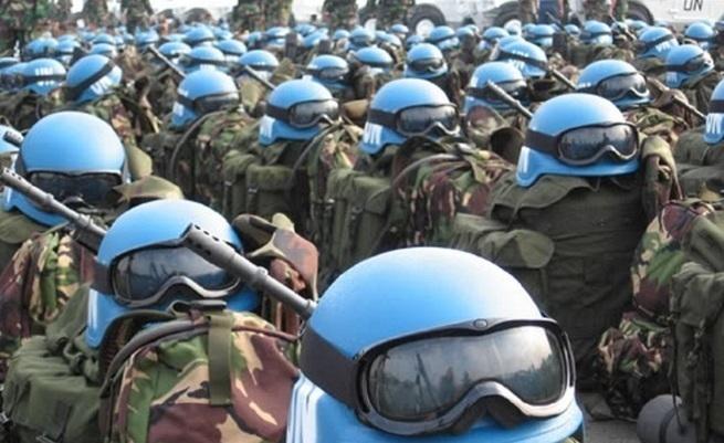 Проект миротворчества или очередной маразм от Порошенко