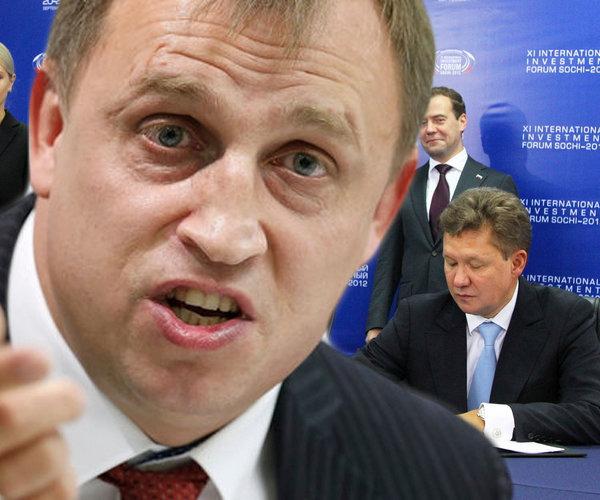 Депутат Вострецов: в Госдуме…