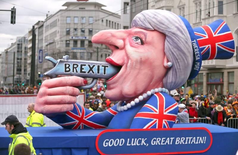 Великобритания уходит по частям: что показывает Брекзит