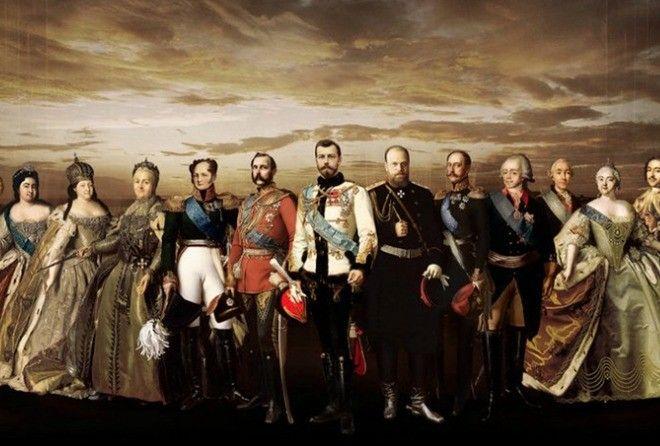 Самые странные развлечения русских царских особ