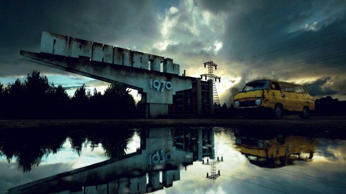 Припять. / Фото: www.omlook.com