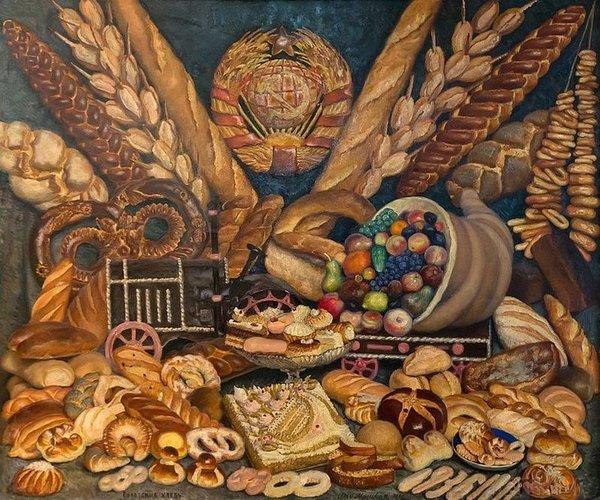 В каком году Сталин планировал сделать бесплатный хлеб для всех?