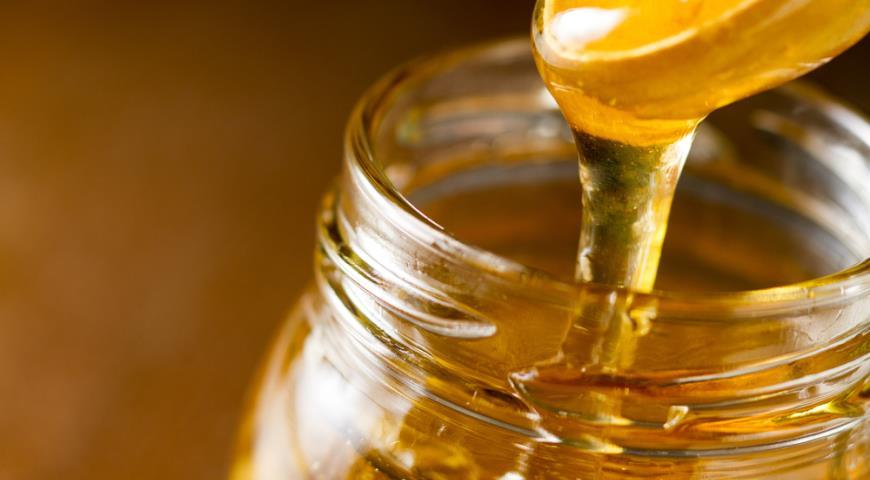цветочный мёд