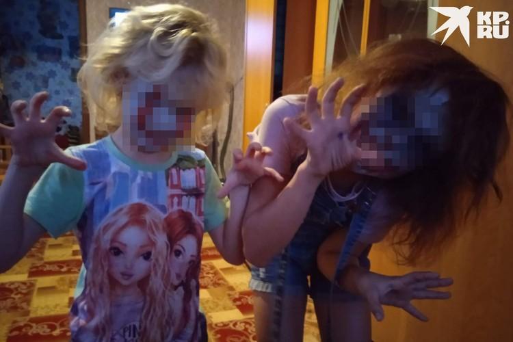 Опека вновь угрожает забрать детей, но проиграла уже два суда. Фото: Тамарой ЧУСОВСКОЙ.