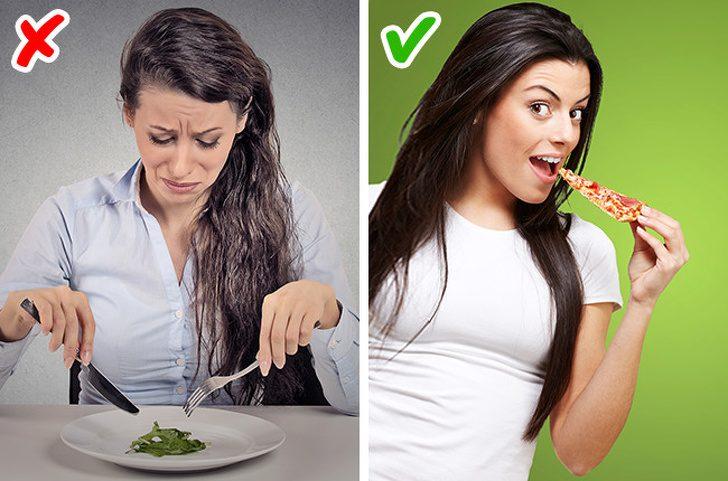 Принципы интуитивного питания, которое круче всех диет