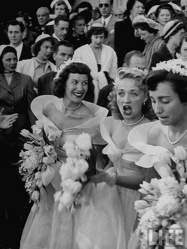 Первая свадьба Элизабет Тейлор (18 фотографий), photo:13
