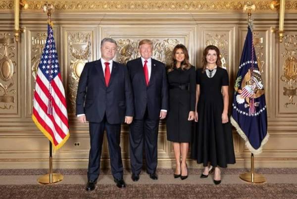 Трамп бьёт по Киеву