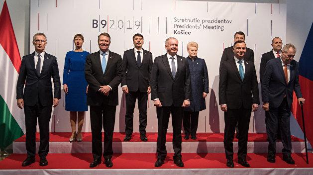 «Бухарестская девятка» или все-таки американская «шестёрка»? Что у НАТО на уме, то у нее на языке
