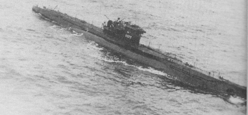 Тайны немецкой подводной лодки U-977 – о чем умолчал капитан?
