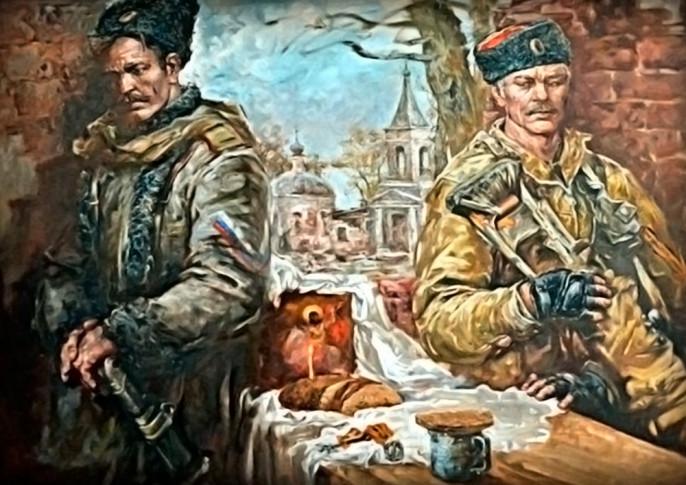 Александр Проханов: Я с тобо…