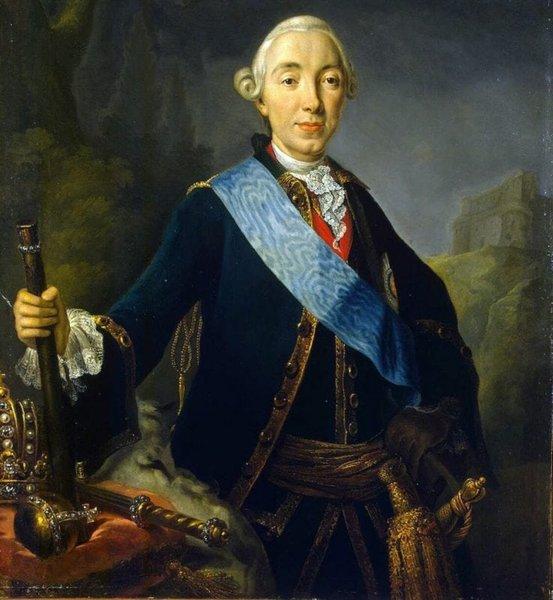 Пётр III: оклевётанный Император