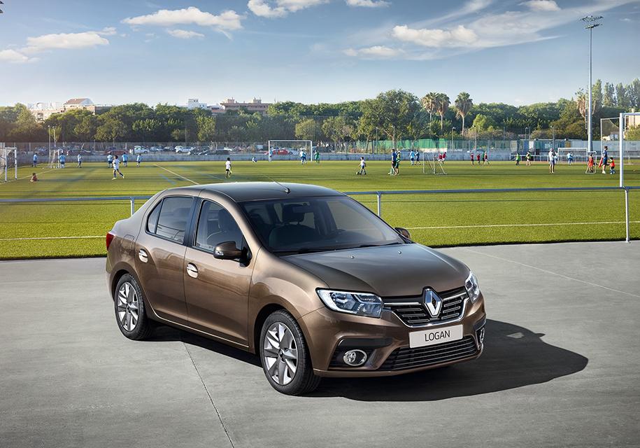 Renault обновила российские Logan и Sandero