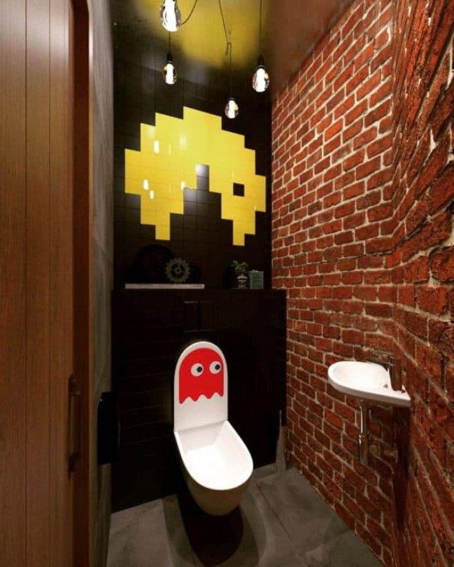 Креативные туалеты