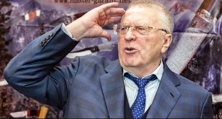Украинские СМИ подхватили теорию Жириновского о разделе России