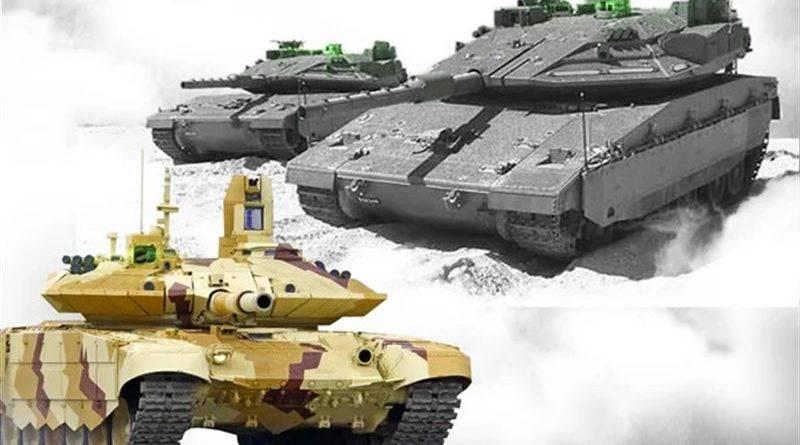 Меркава Mk.4 против Т-90М - у кого больше шансов на превосходство