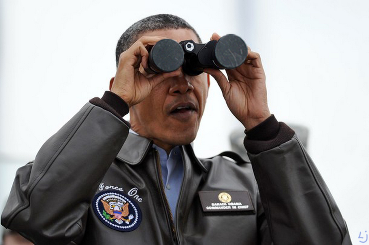 Кто подставил русских: следить за американцами приказал Обама