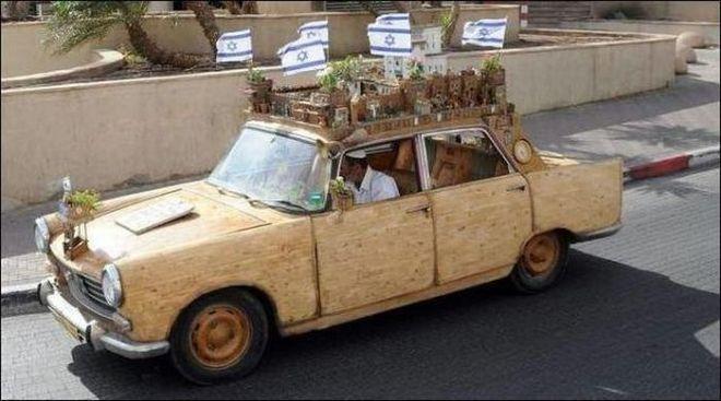 Забавные автомобили
