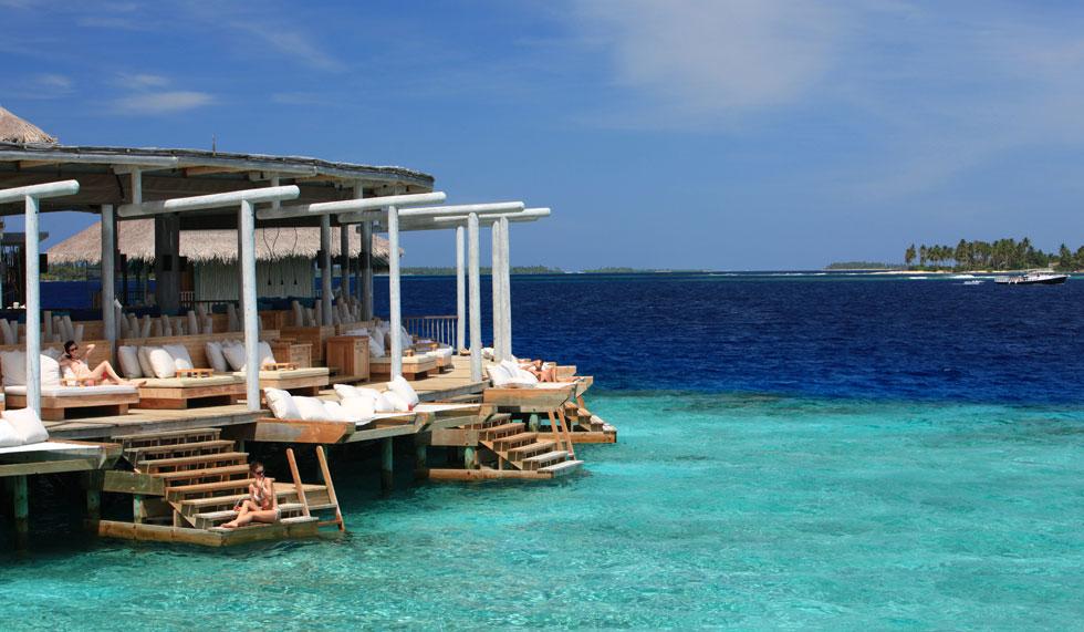 Экзотический остров Лааму. Виртуальное путешествие