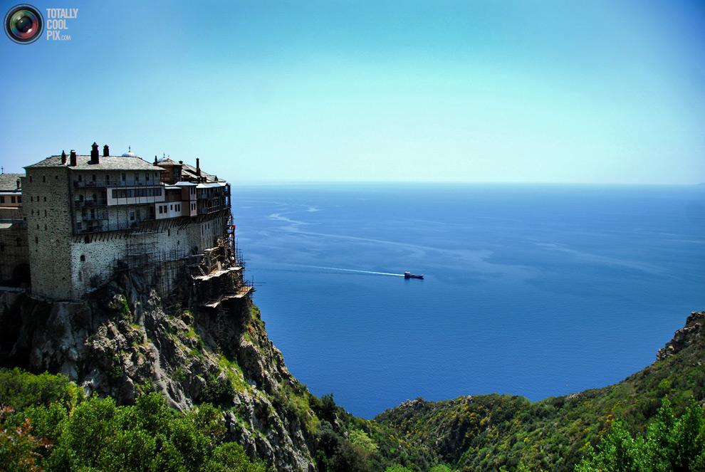 Пейзаж Греции