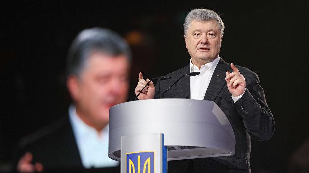 Порошенко: от войны до последнего украинца к войне до последнего европейца