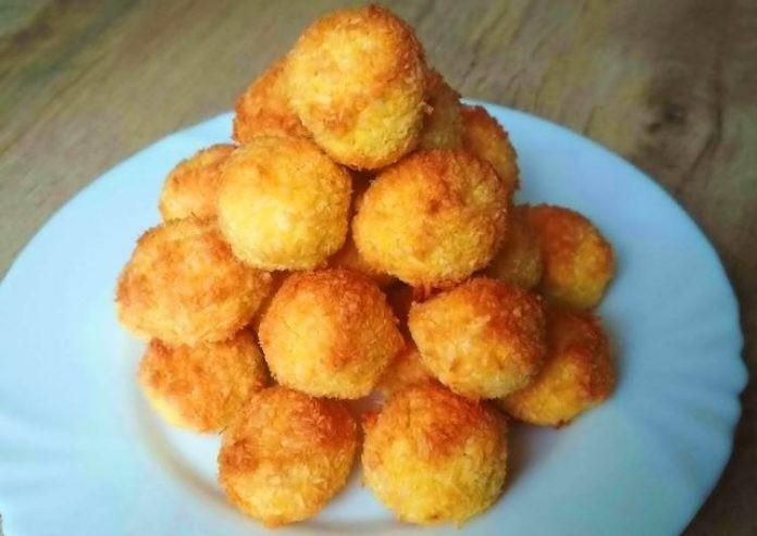 Печенье «кокосанка» без муки…