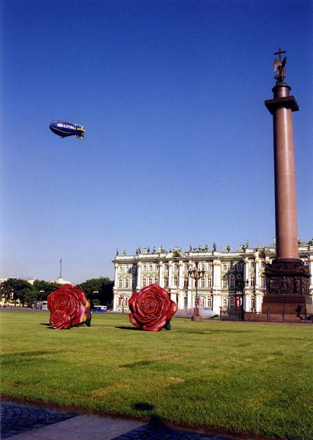 Видишь, Дворцовая площадь...Анна Радлова