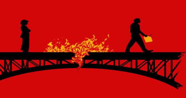 Как понять, что пришло время сжигать все мосты