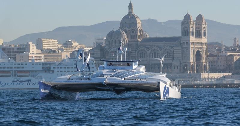 Энергия ветра, солнца и волн: первое современное бестопливное судно отправится в 6-летний круиз