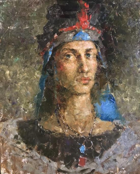 художник Елена Ильичева картины – 30