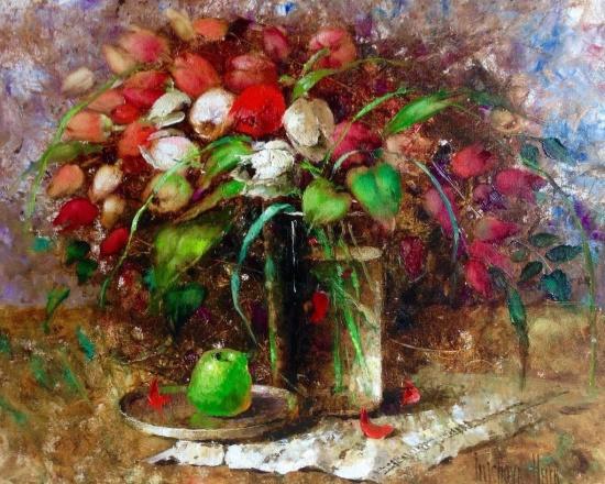 художник Елена Ильичева картины – 32
