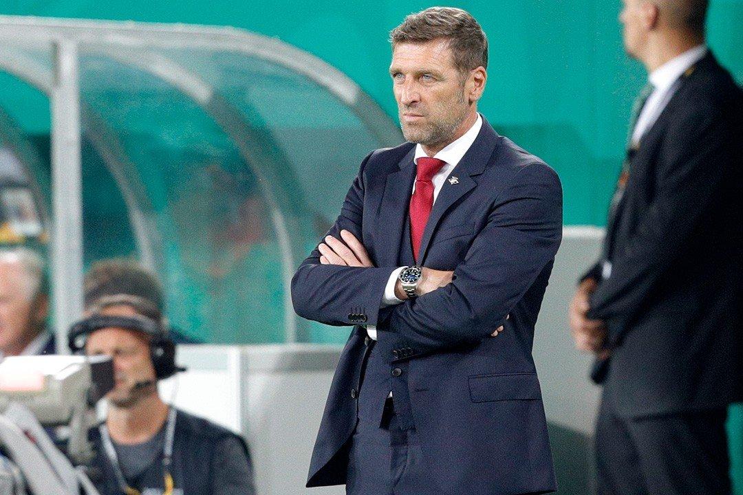 СМИ: тренера «Спартака» собираются отправить в отставку