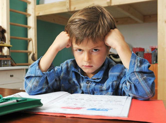 ДЕТСКИЙ УГОЛОК. Уроки без стресса: 10 золотых правил