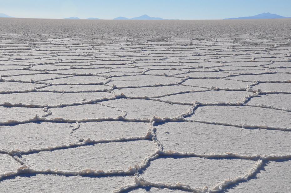 Царство соли: солончак Уюни в Боливии. Виртуальное путешествие