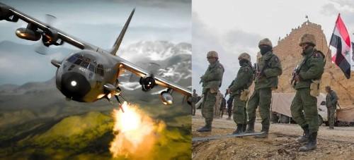 DEBKAfile: США и Сирия скапливают силы для двух предстоящих сражений