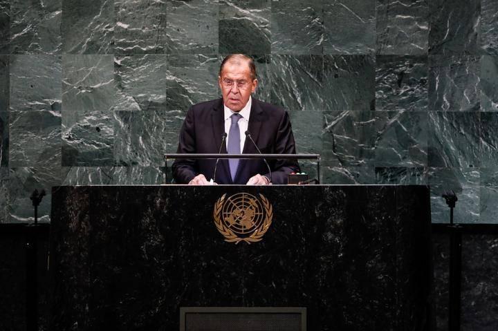 Сергей Лавров в ООН: С-300 у…