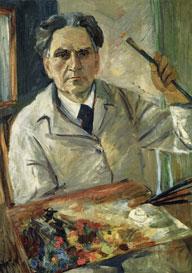 Мартирос Сарьян, автопортрет