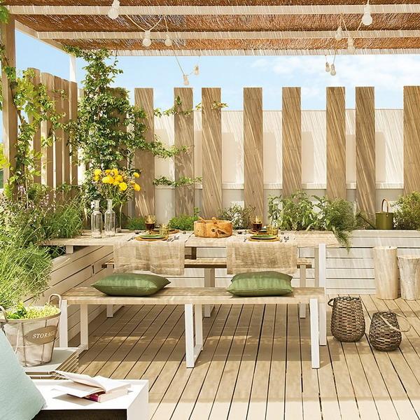 Декор террасы в стиле дзен: 10 фото и приемы, адаптированные для европейца