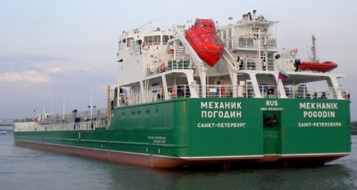 """Капитан танкера """"Механик Погодин"""" рассказал, каково было в плену на Украине"""
