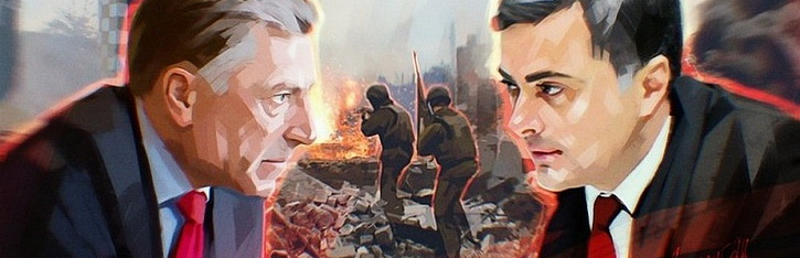 Судьба Донбасса в руках Суркова и Волкера, а не «нормандского формата»