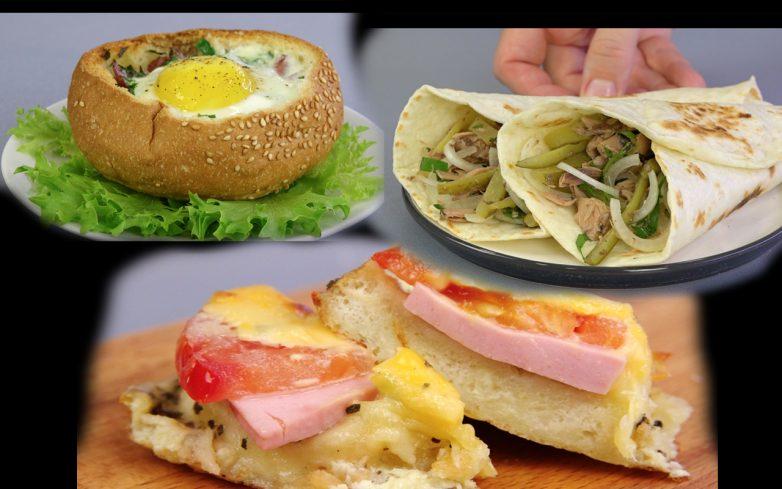 Вкуснейшие бутерброды, перед которыми невозможно устоять!