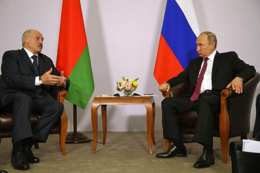 Путин и Лукашенко проведут в Минске переговоры
