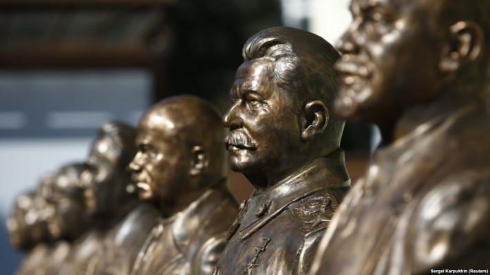 «Патриотический реализм»: бюст Сталину заставил западные СМИ задуматься о могуществе и силе России