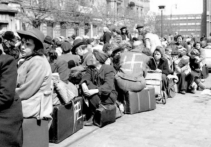 Депортация по-европейски