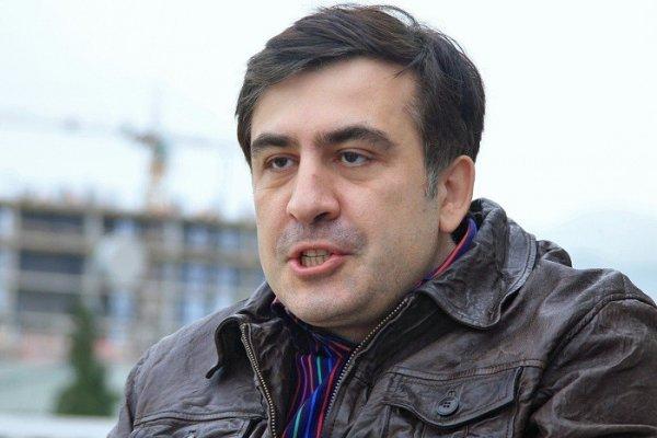 Саакашвили опять пошел в наступление на Порошенко