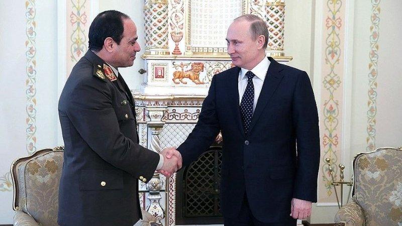 Медведев рассказал о фундаментальном характере нового договора с Египтом