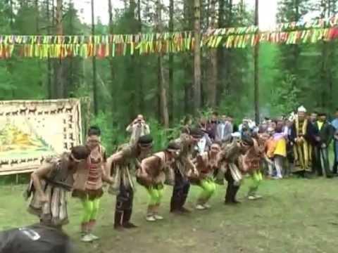Праздник Бакалдын - эвенкийский Новый год в Южной Якутии.