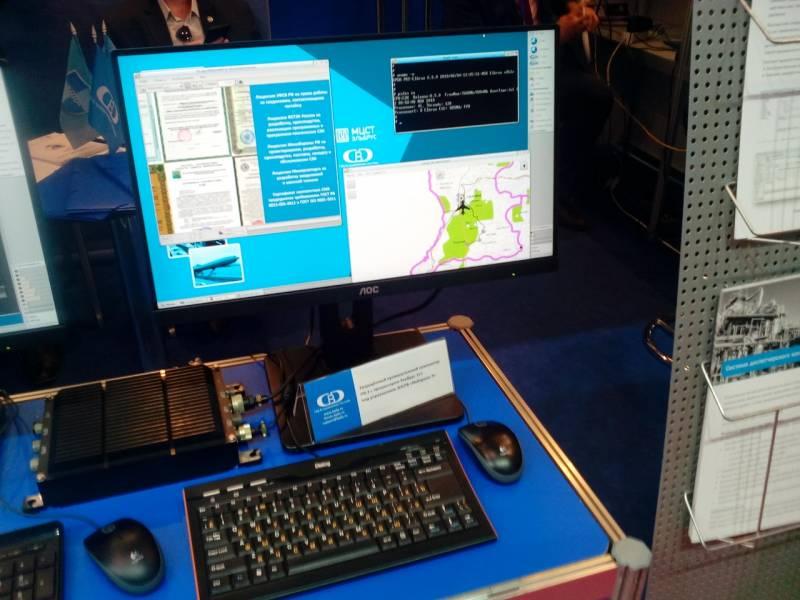 Промышленный компьютер ПК-2 с ЗОСРВ «Нейтрино-Э»