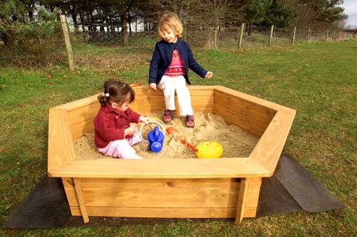 Песочницы для детей которые можно сделать своими руками