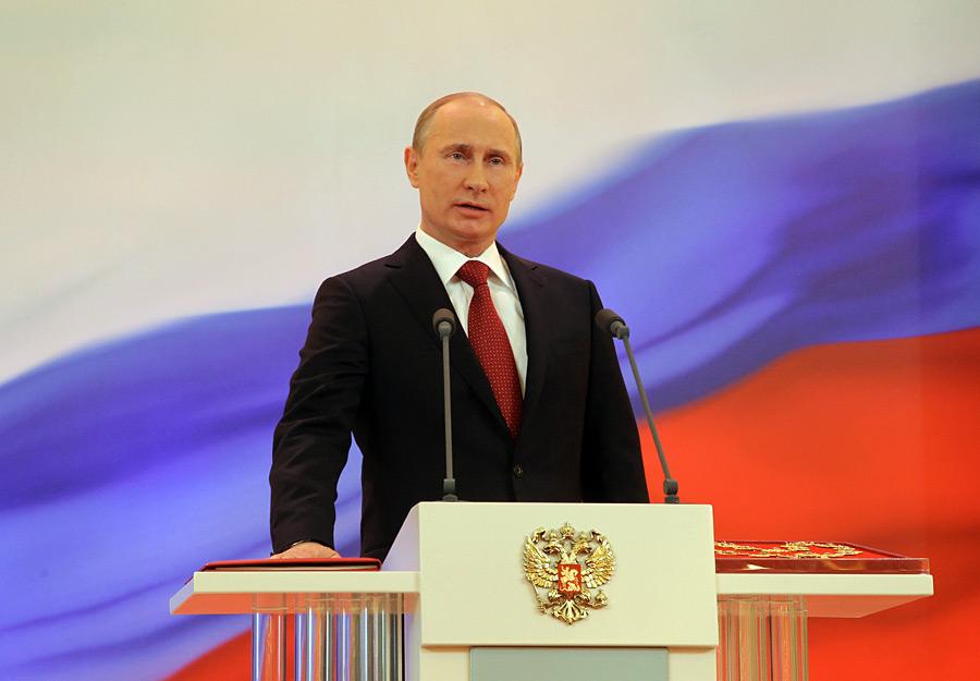 Россия продолжает и выигрыва…